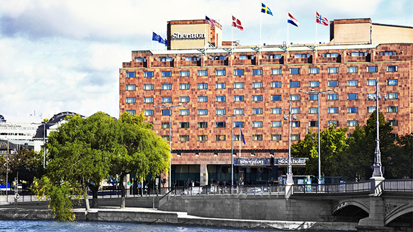 Fastigheten Snäckan 7 vid Tegelbacken i centrala Stockholm.