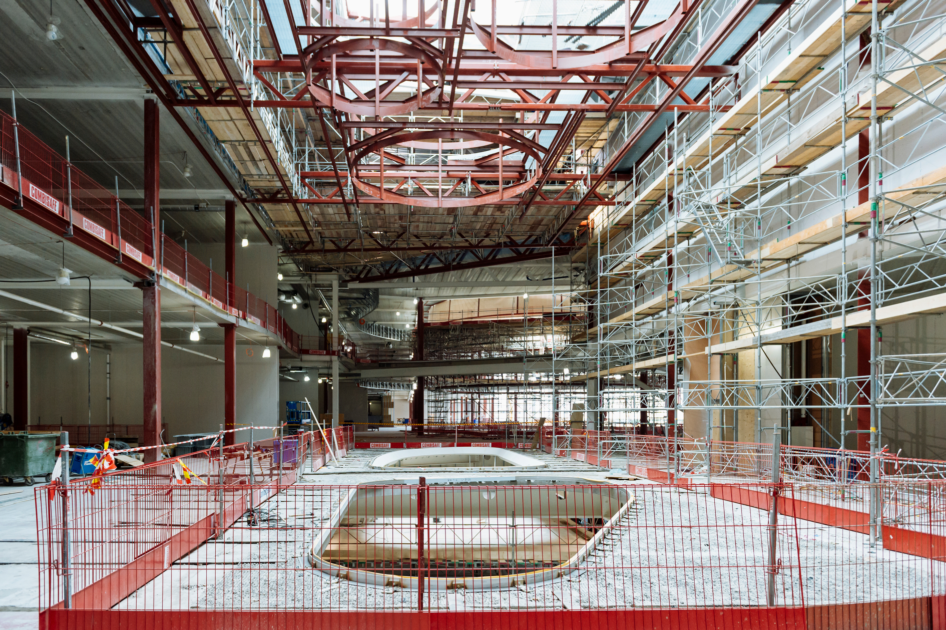 ef021d2fae Bildextra  Ett år kvar till att Mall of Scandinavia öppnas ...