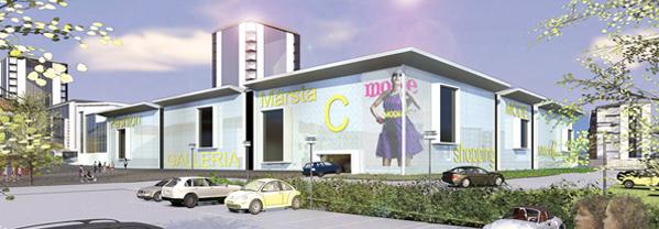 Nya Märsta centrum
