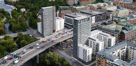 besöker tillfällig avsugning nära Göteborg