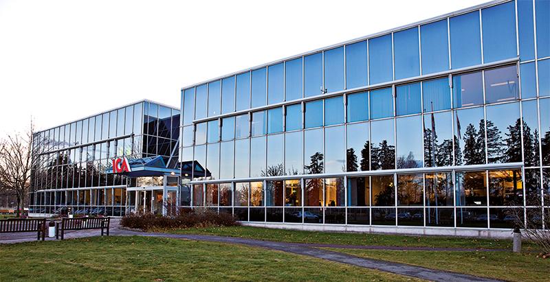 Logistikfastighet, Västerås