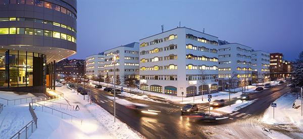 Fastigheten Hornafjord 1 ligger granne med NOD, som ägs av Atrium Ljungberg.