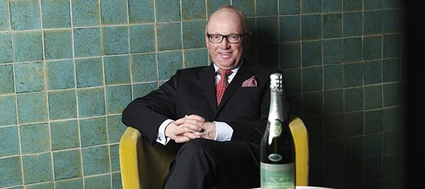 Humlegårdens Vd Per-Arne Rudbert. Bilden är från magasinet Fastighetsvärlden Nr 4/2011 i samband med bolagets stora uthyrning till Swedbank. Bilden är arrangerad av Fastighetsvärlden.