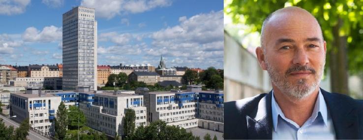 Folksams fastighetsdirektör Lars Johnsson.