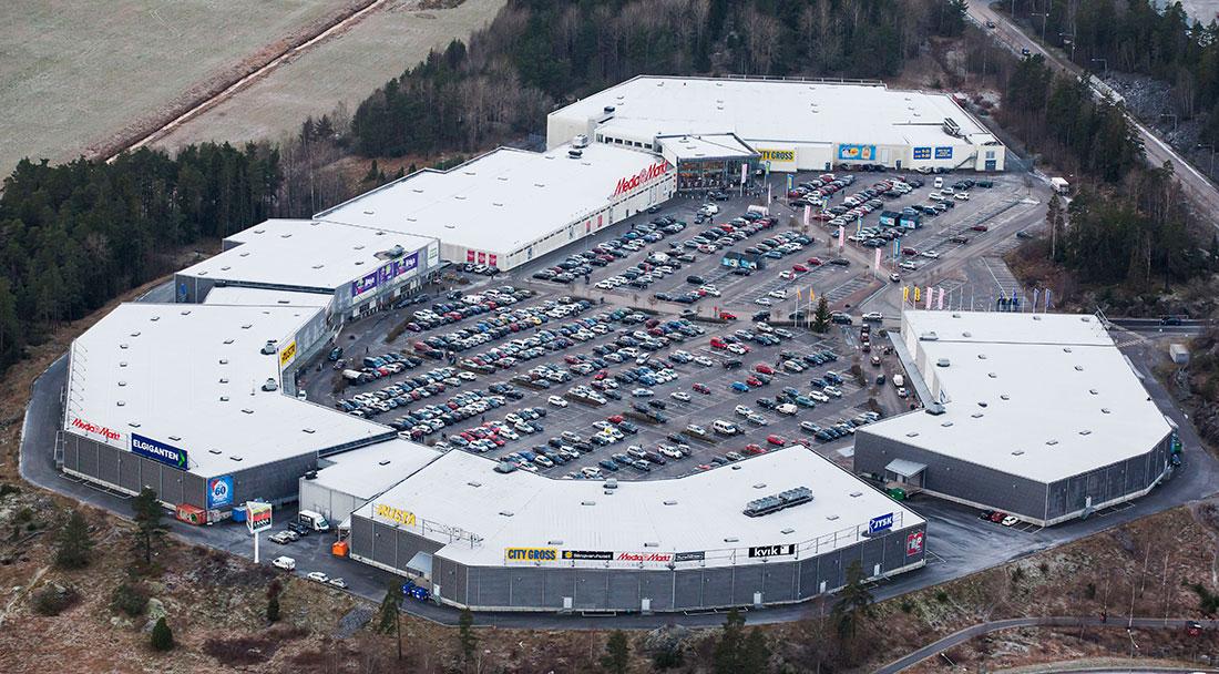 Länna köpcentrum