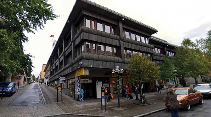 Prästgatan 31, Östersund