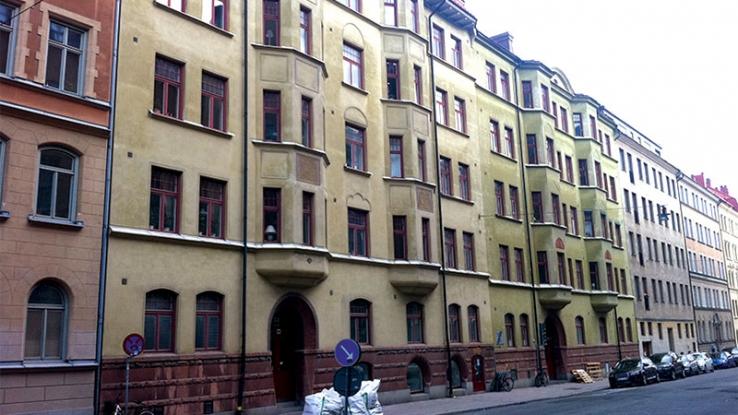 Vakteln 4 och 5, Stockholm