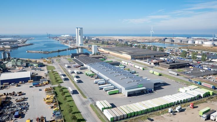 Brämön 4 på Norra hamnen i Malmö