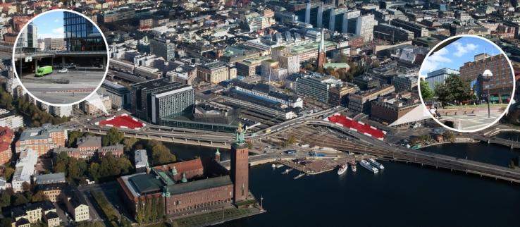 Foto: Jernhusen/3XN och Fastighetsvärlden (småbilderna)