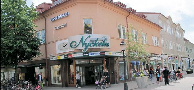 Gallerian Nyckeln i Nyköping.