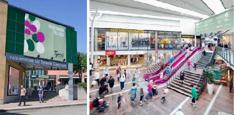 Ing Koper Tyreso Centrum For 750 Miljoner Fastighetsvarlden