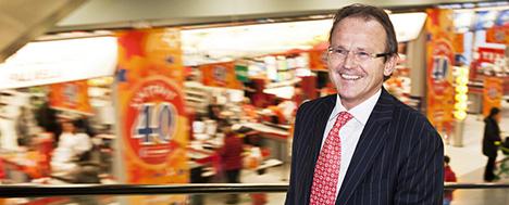 Marcel Kokkeel, VD för börsnoterade köpcentrumspecialisten Citycon.