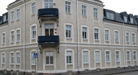 expert- affär stor i Stockholm