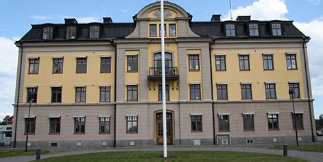 Kung Oscar II lade sig i villkoren för vidareförsäljning. Tidigare I20 området i Umeå är åter sålt.