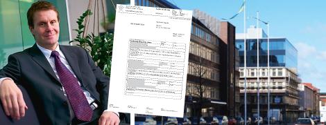 Åtal har väckts mot Peter Andersson, tidigare VD vid Norrvidden, och lämnats in vid Sundsvalls Tingsrätt.