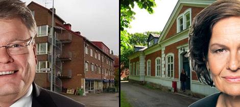 Thomas Erséus säljer och Kerstin Hessius förvärvar när Tredje AP-fonden köper Kungsledens andel i Hemsö.