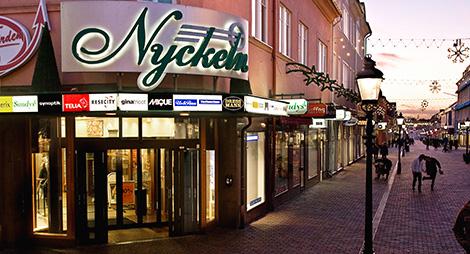 1337bcd1e1c Estea har förvärvat gallerian Nyckeln i centrala Nyköping från Akelius.