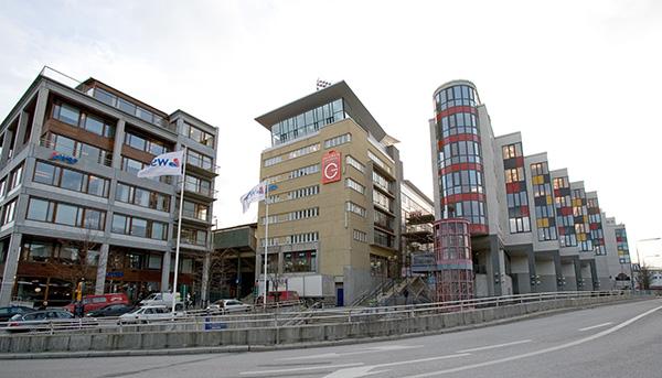 Globen City innehåller fyra fastigheter; Arenan 2, Arenan 3, Arenan 6 och Arenan 8.