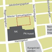 Karta Hästen 22, Stockholm
