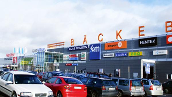 Bäckebol i Göteborg.
