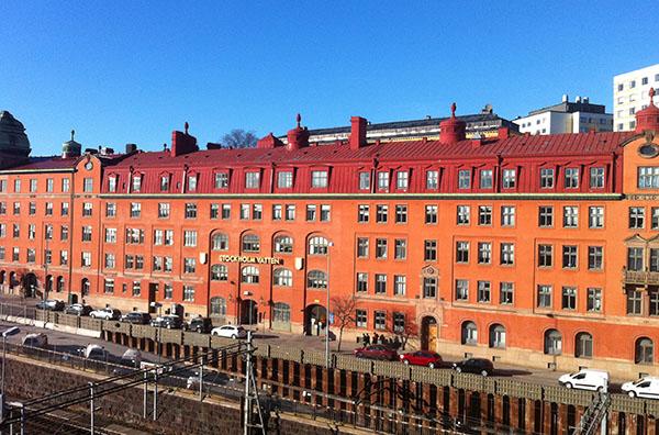 Fastigheten Sabbatsberg 24 på Torsgatan i centrala Stockholm.