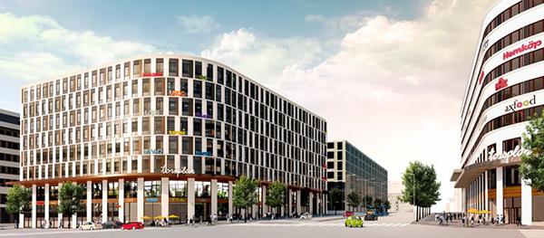 Ncc bygger om norskt kopcentrum