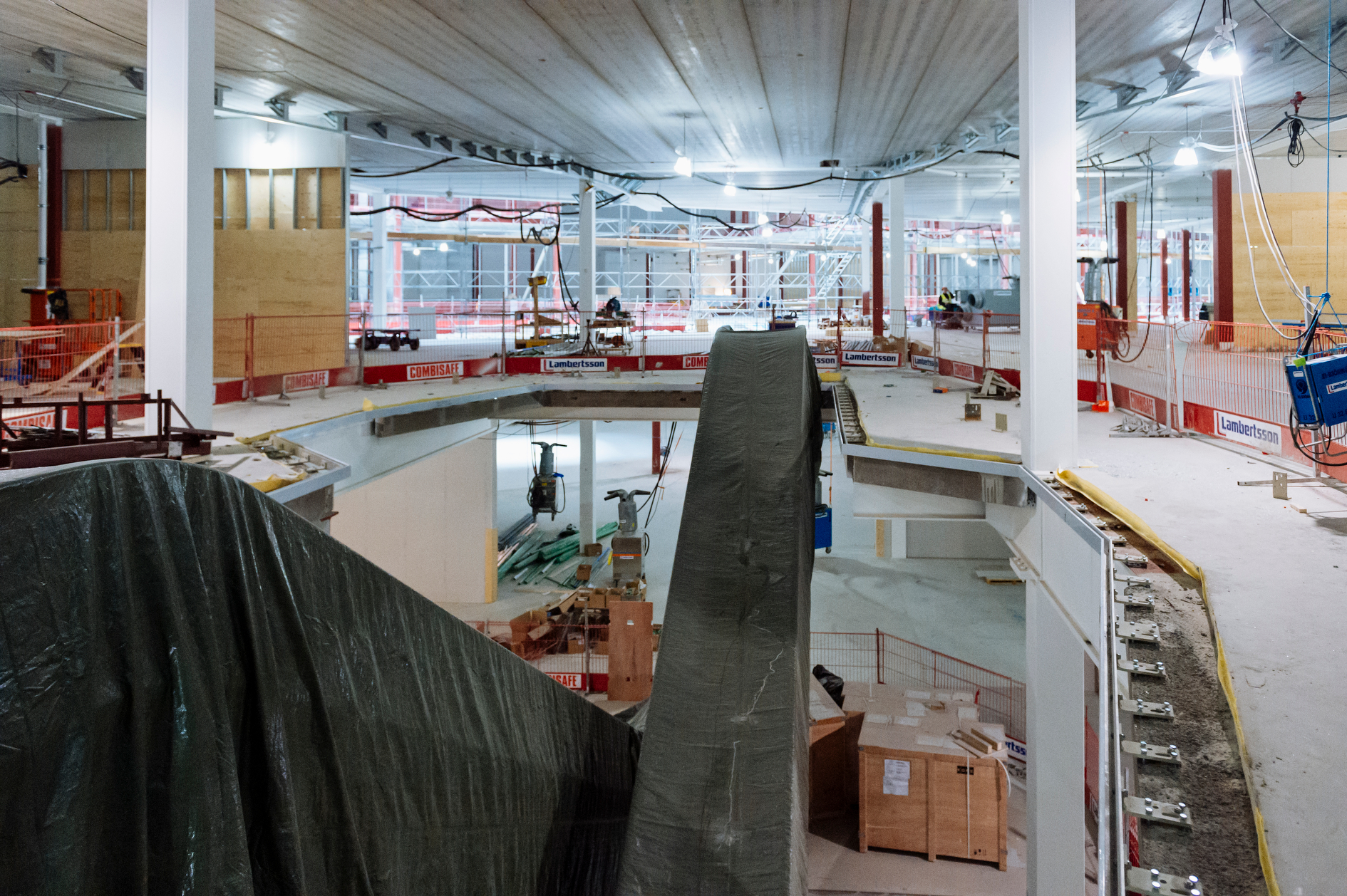 mall of scandinavia öppnar