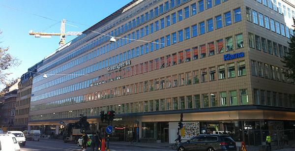 Skandias tidigare huvudkontor på Sveavägen håller på att fyllas med med nya hyresgäster.