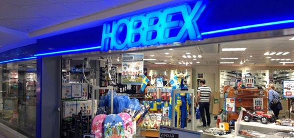 Hobbex Expanderar Med Unibail Rodamco