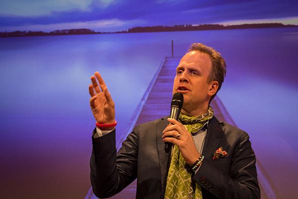 Magnus Lindkvist, trendspanare och futurulog.