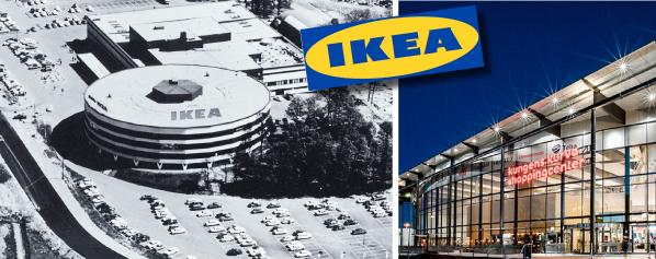 Ikea berättar om sitt nya showroom i Danderyd.