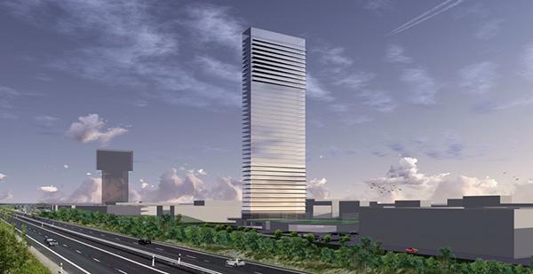 ETTELVA Arkitekter har tillsammans med systerföretaget MER ritat anläggningen.
