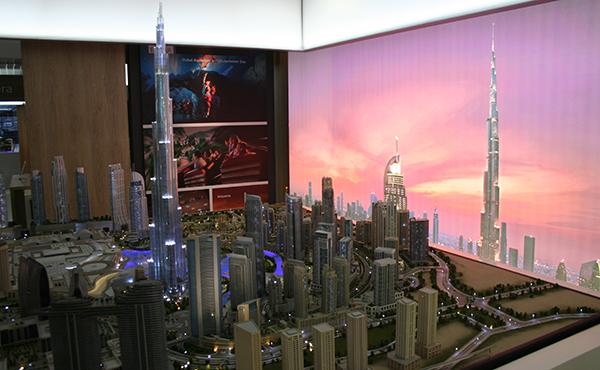 Fler och fler skrapor ploppar upp, men i Dubai verkar man smårädd för ännu en superskyskrapa.