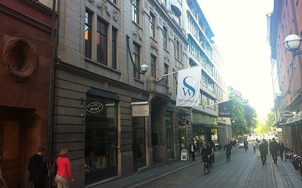 Det är inte precis jätteofta som det händer saker på Arsenalsgatan och Blasieholmen. Men nu flyttar Setterwalls advokatfirma ut och byggnaden kommer istället att fyllas med ett boutiquehotell.