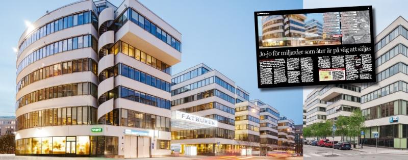Faksimil ur magasinet Fastighetsvärlden Nr 2/2014.