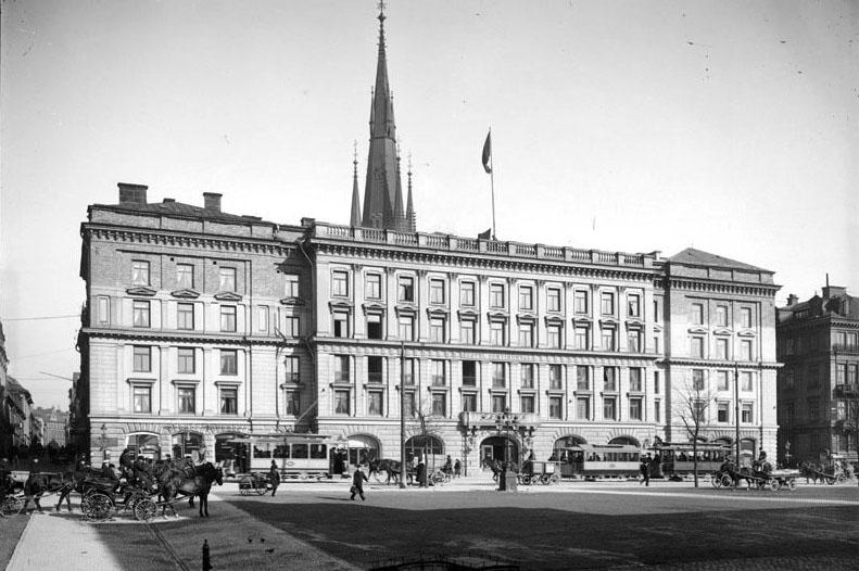 sveriges största hotell