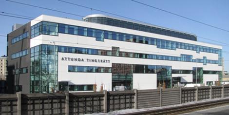 Tingsrätten som Vacse förvärvade 2011.