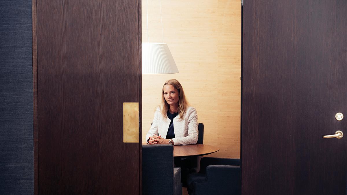 Porträtt Anneli Jansson