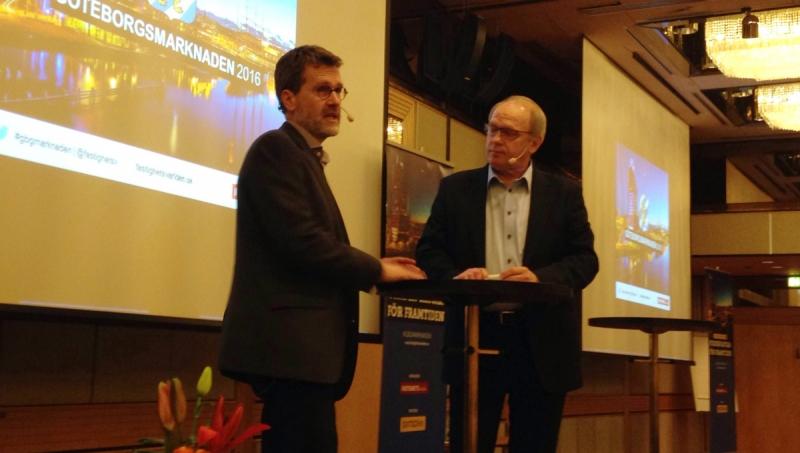 Ulf Kamne, kommunalråd.