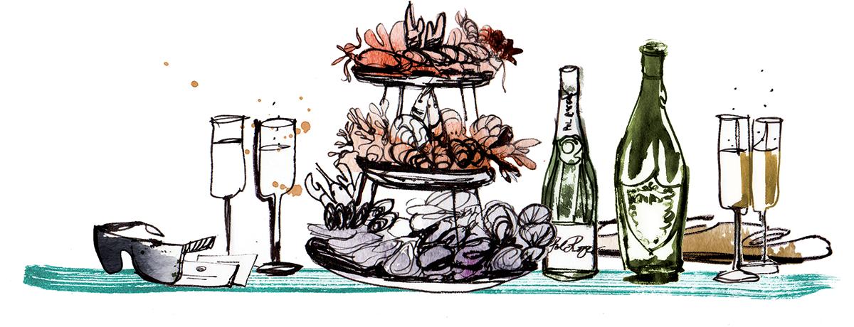 Illustration: Gabriella Agnér