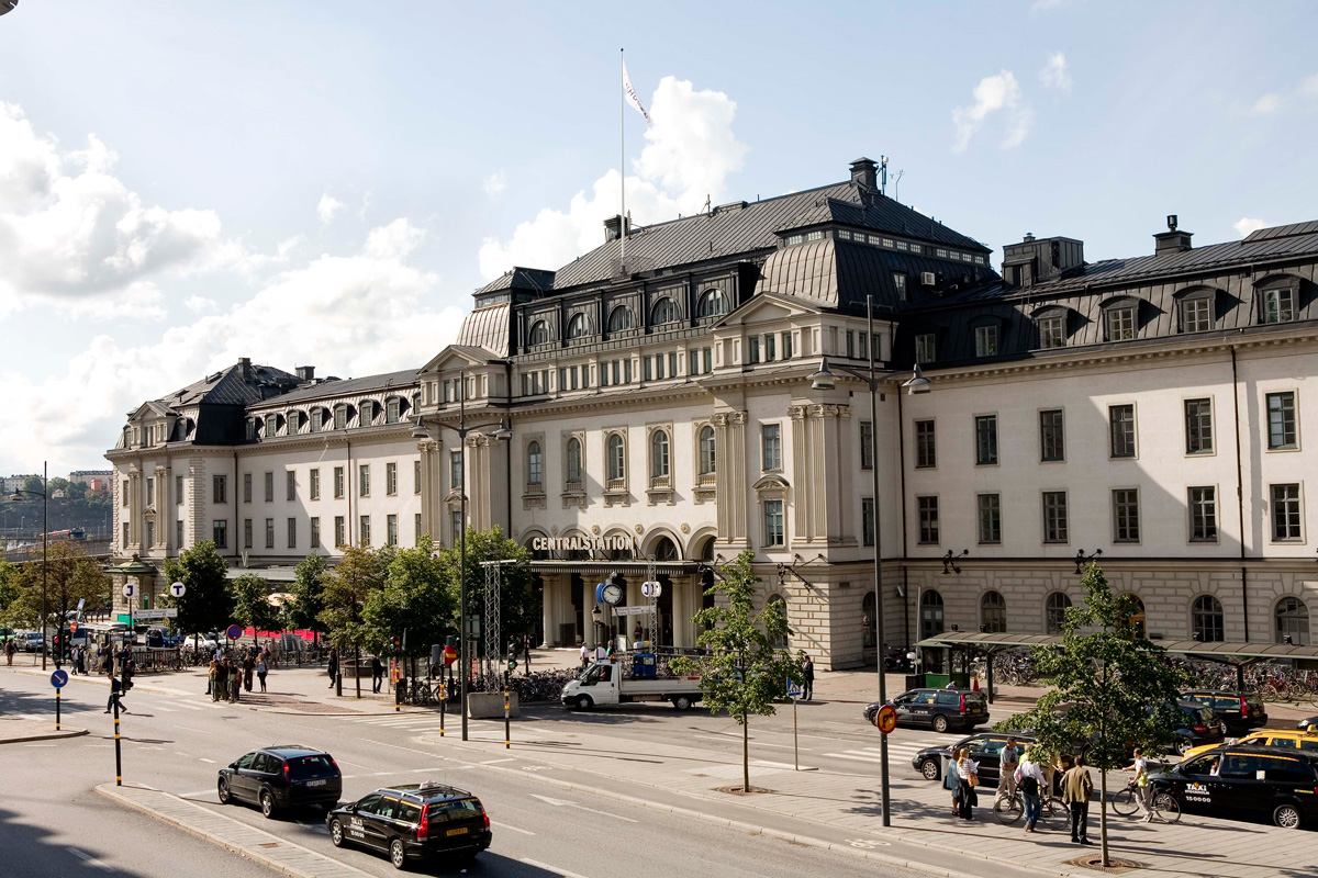 scandic hotell centralen stockholm