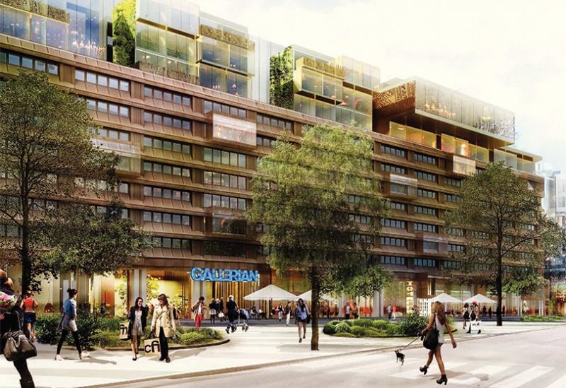 Vid Brunkebergstorg blir det två hotell.