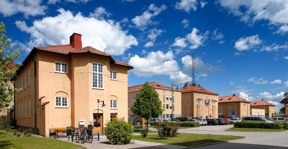 Linköping. Totalt ingår