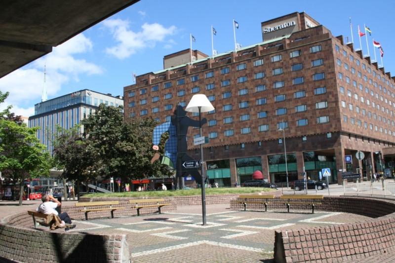 Järnvägsparken 2. Foto: Fastighetsvärlden.
