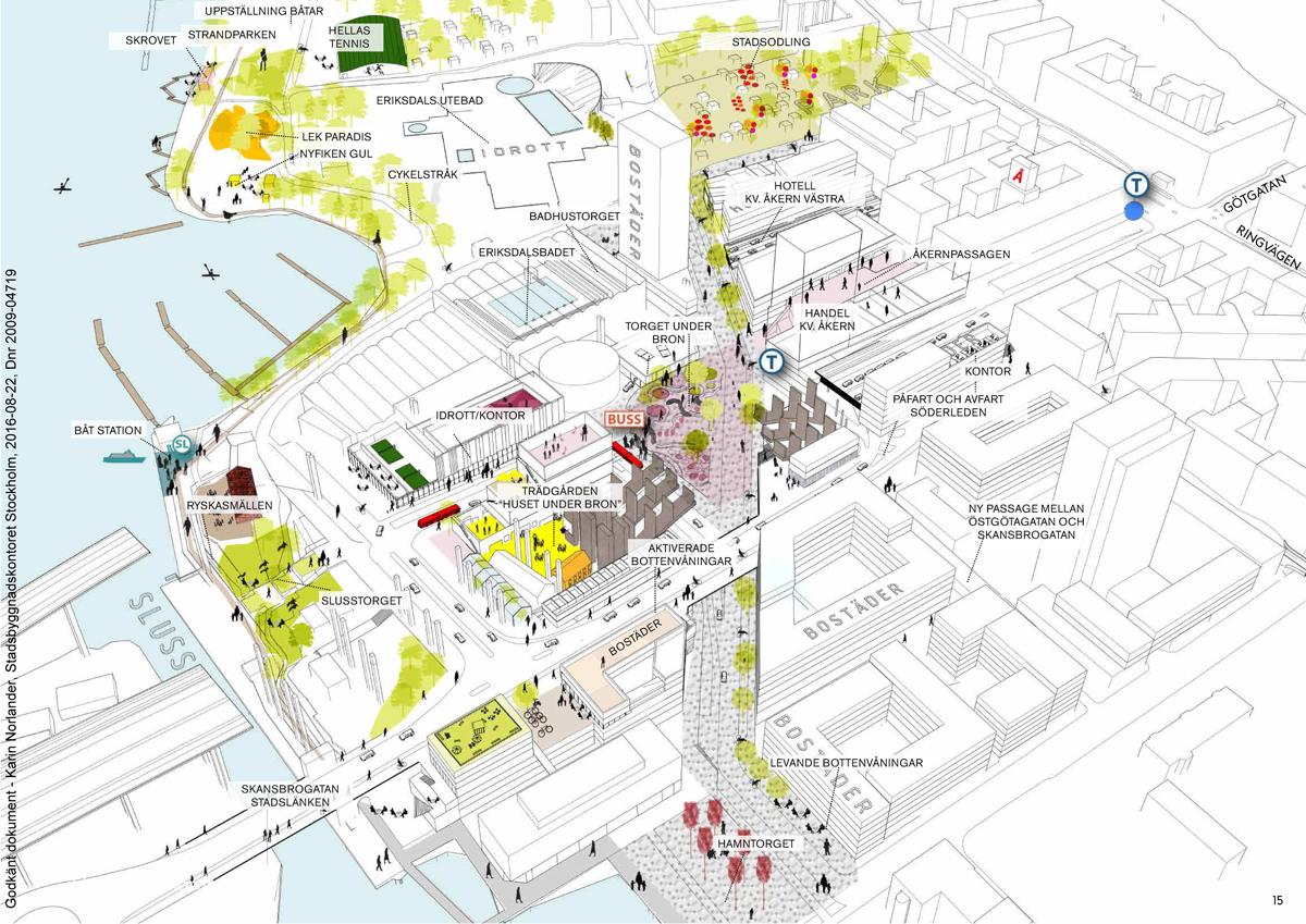 Eriksdalsbadet Karta Karta 2020