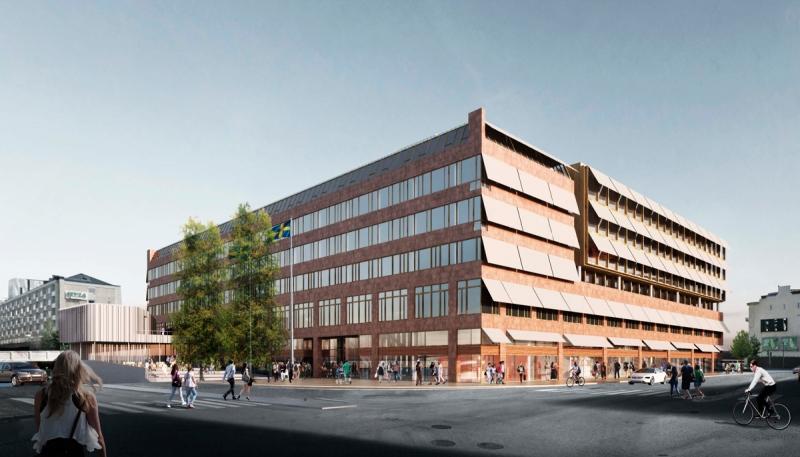 Illustration: Henning Larsen Architects.