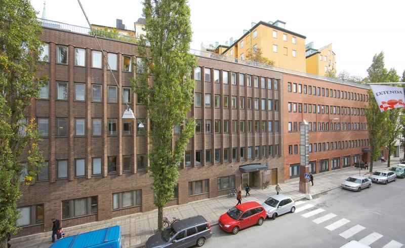 Delar av Fastpartners bestånd i Stockholms city. Förvärvat från Alecta.