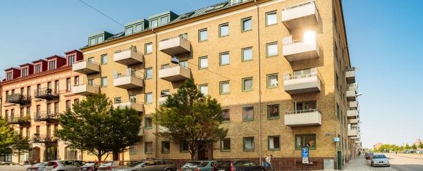 Fastigheten Flundran 8 i Halmstad.