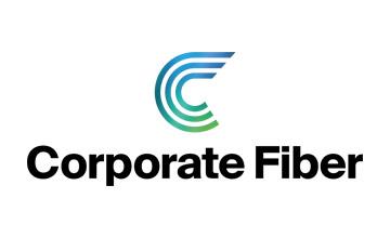 Corporate Fiber logo