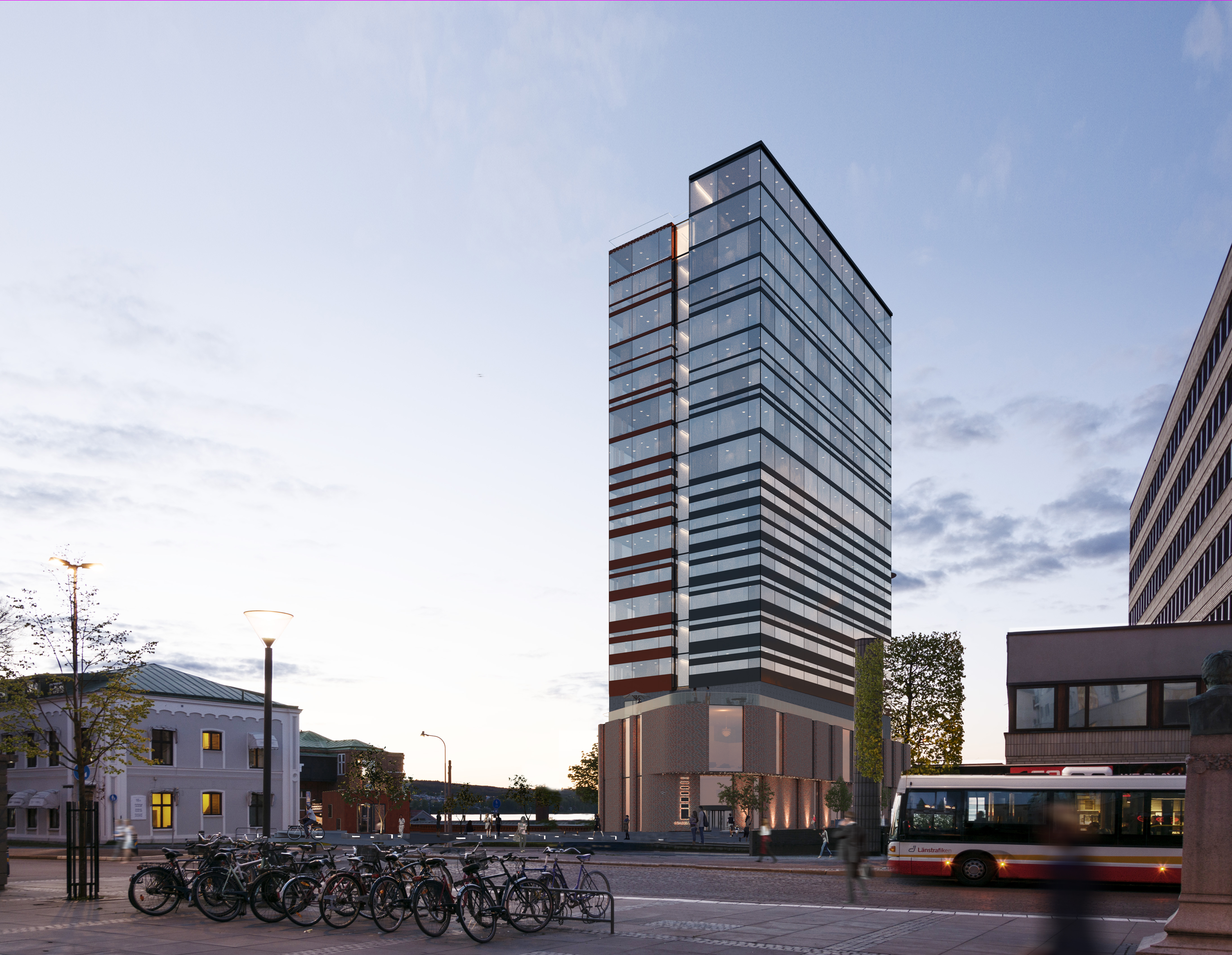 dominerande datum avsugning nära Jönköping